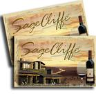 SageCliffe hotel and winery gift card